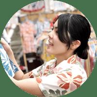 かりゆしウェア デザイナー 沖縄アロハシャツ