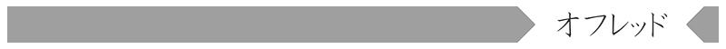アロハシャツ−かりゆしウェア【カモフラハイビー(開襟シャツ) レディース】オフレッド