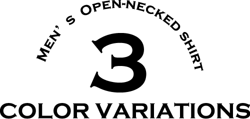 メンズ沖縄アロハシャツ(かりゆしウェア)ライトブルー