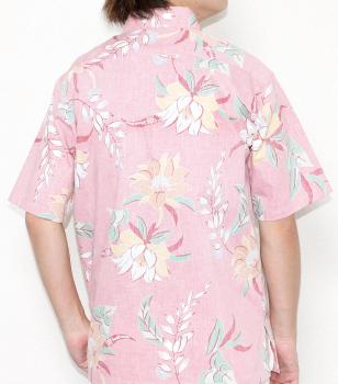 丈夫な素材のメンズアロハシャツ