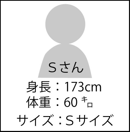 メンズアロハシャツ173cm60kgS