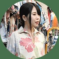 沖縄アロハシャツ きんじょう デザイナー かりゆしウェア