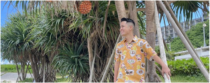 沖縄アロハシャツ(かりゆしウェア)専門店としてのこだわり