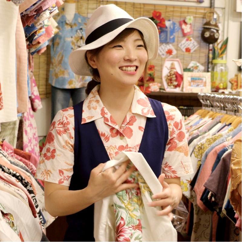 沖縄アロハシャツ 対話 かりゆしウェア