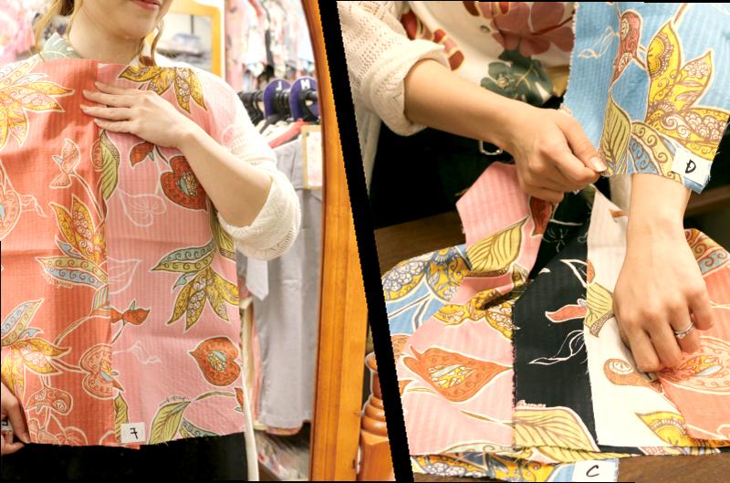 沖縄アロハシャツ 色彩 かりゆしウェア