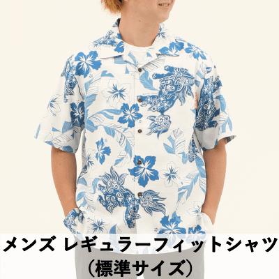 メンズ レギュラーフィットシャツ(標準サイズ)