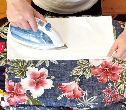 沖縄アロハシャツ しっかり伸ばす かりゆしウェア