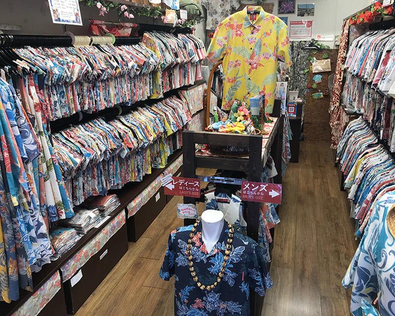 沖縄アロハシャツ MANGO HOUSE2号店 かりゆしウェア