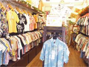 アロハシャツ MANGO HOUSE2号店 かりゆしウェア