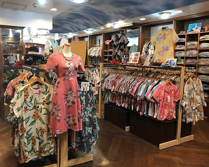 沖縄アロハシャツ マンゴハウス5号店 かりゆしウェア