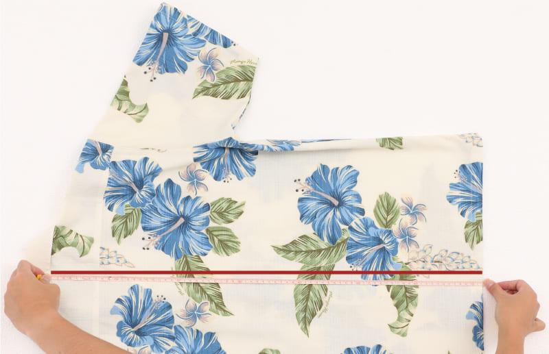 沖縄アロハシャツ メンズ着丈 かりゆしウェア