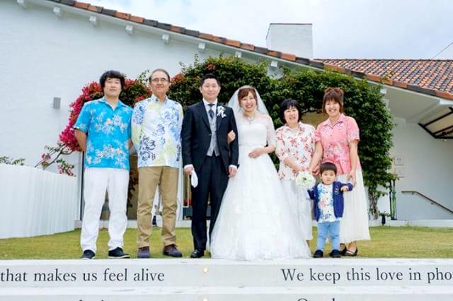 沖縄結婚式 小さな結婚式 かりゆしウエディング