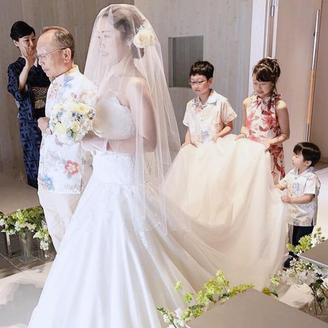 沖縄結婚式 小さな結婚式場 かりゆしウエディング