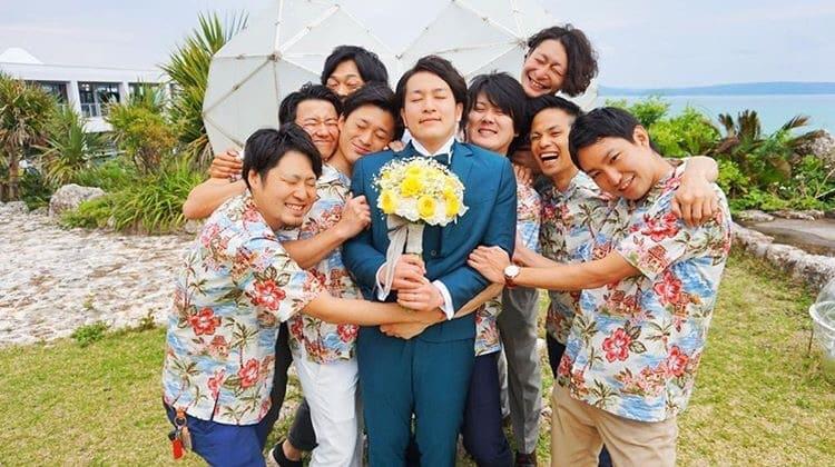沖縄結婚式 古宇利島 かりゆしウエディング