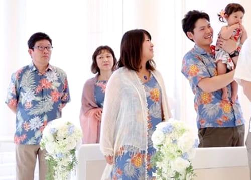沖縄結婚式 リゾートウェディング かりゆしウエディング