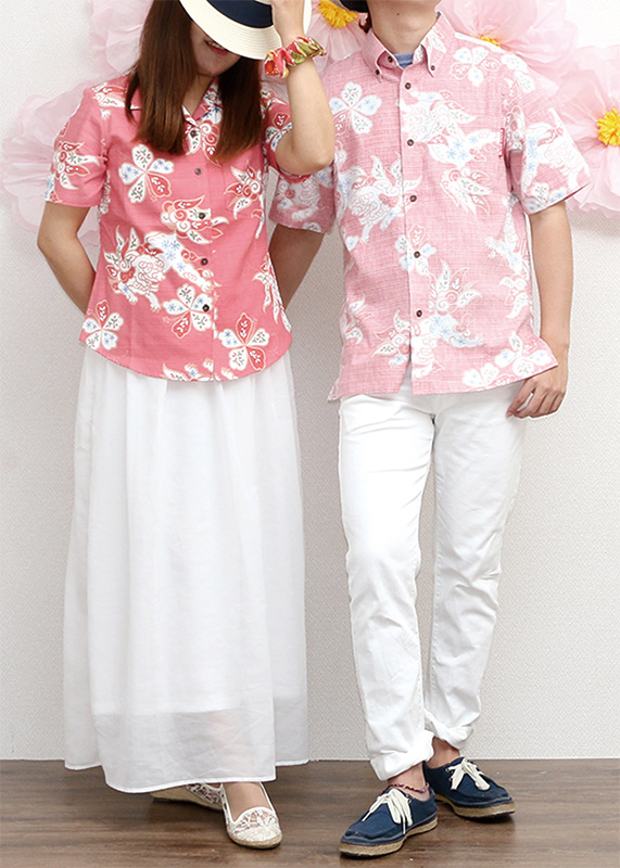 沖縄結婚式(かりゆしウェディング)のカジュアルスタイル