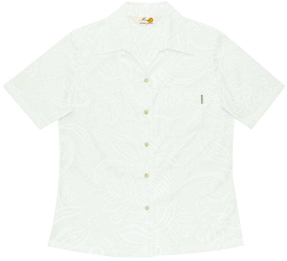 沖縄結婚式(かりゆしウェディング)で白は主役のお色です。