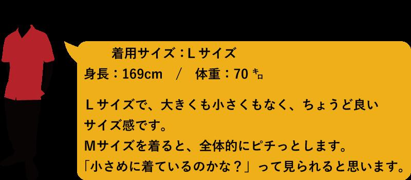 アロハシャツ メンズ169cm80kg かりゆしウェア