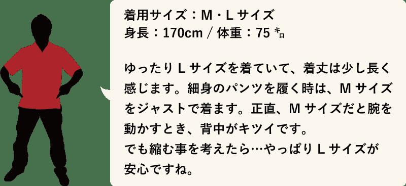 沖縄アロハシャツ メンズ170cm75kg かりゆしウェア