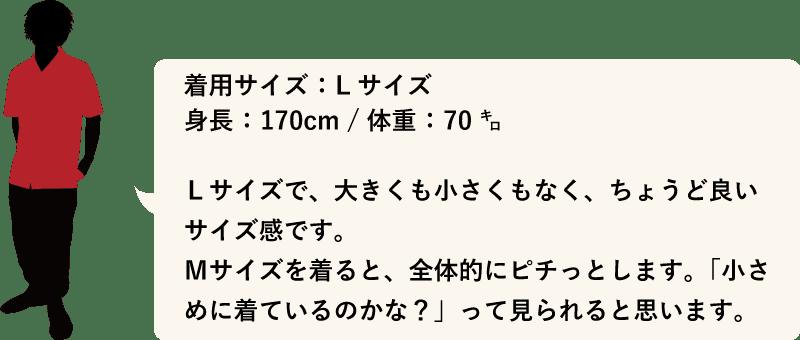 沖縄アロハシャツ メンズ170cm70kg かりゆしウェア
