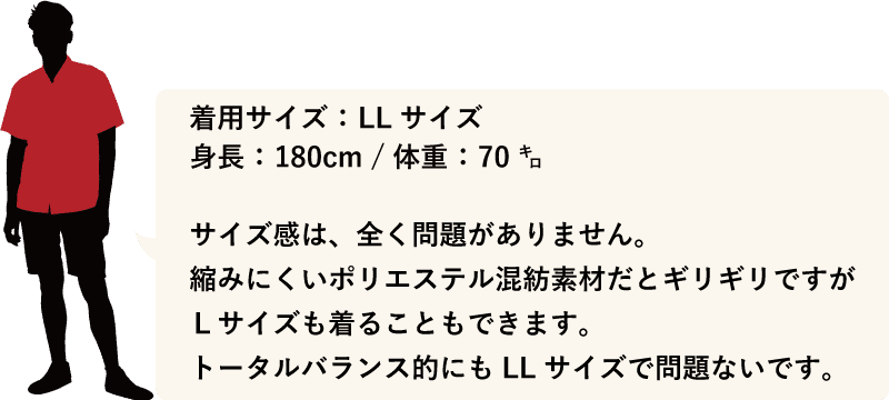 沖縄アロハシャツ メンズ180cm70kg かりゆしウェア
