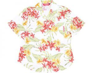 アロハシャツ トロピカル かりゆしウェア
