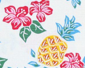 アロハシャツ パイナップル かりゆしウェア