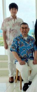 かりゆしウェア@沖縄結婚式
