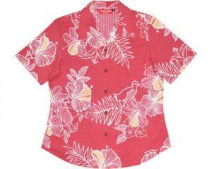 沖縄アロハシャツ ヤンバルクイナ かりゆしウェア
