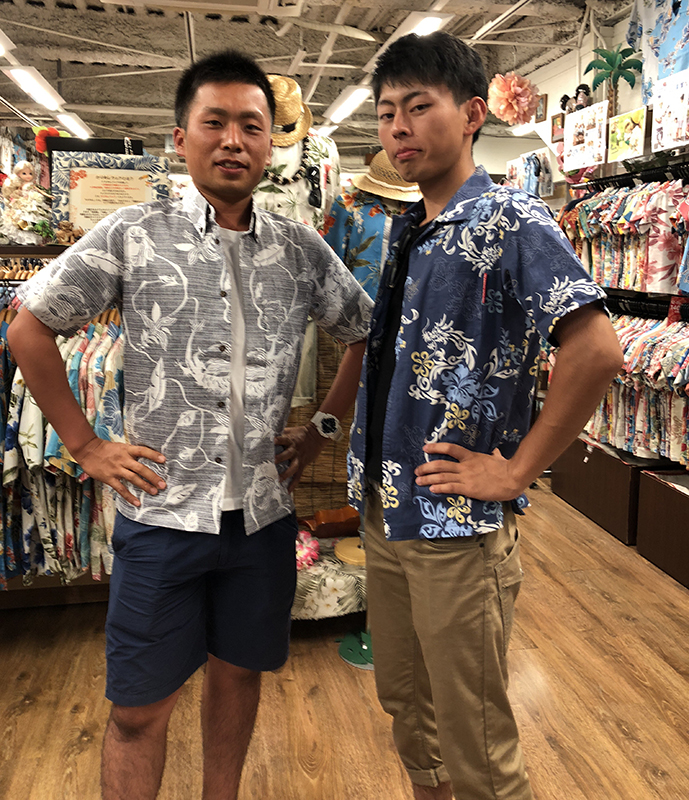 1月の沖縄