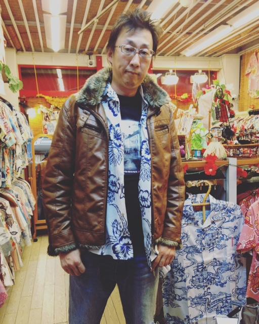 佐賀県民かりゆしを着る