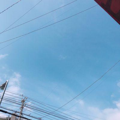2018年3月4日那覇市の空