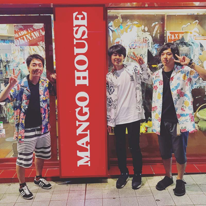 福岡県民かりゆしを着る