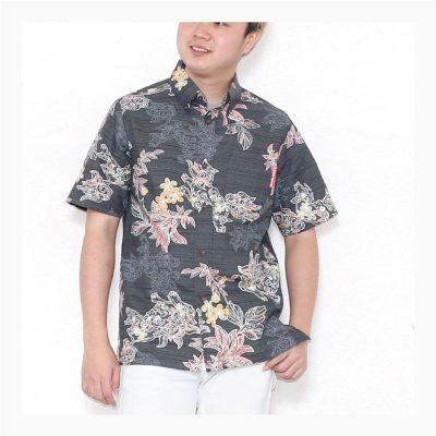 沖縄結婚式 ボタンダウンシャツ かりゆしウェディング