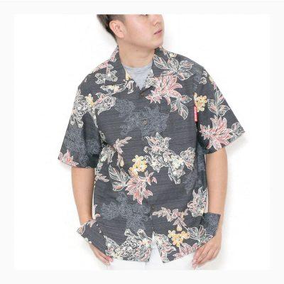 沖縄結婚式 開襟(オープンカラー)シャツ かりゆしウェディング