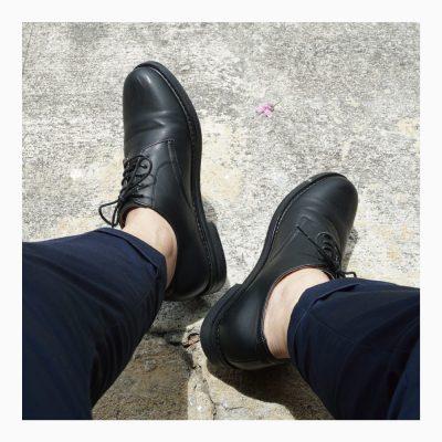 沖縄結婚式 革靴 シューズ かりゆしウェディング
