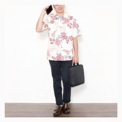 沖縄アロハシャツ クールビズ かりゆしウェア