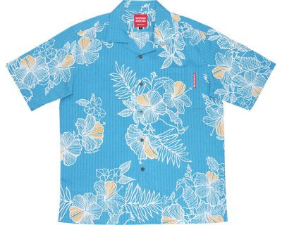 aloha Light blue