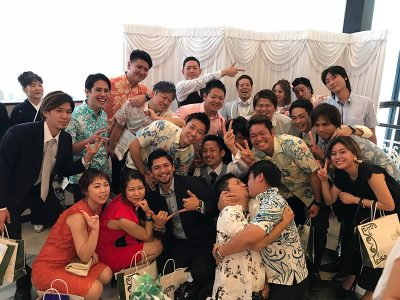 かりゆし結婚式