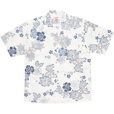 沖縄アロハシャツ シーサー2013 かりゆしウェア
