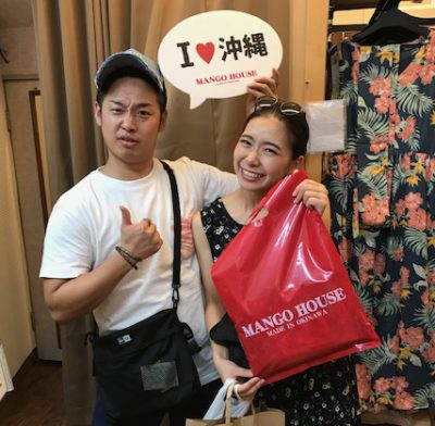 神奈川県民かりゆしを着る2