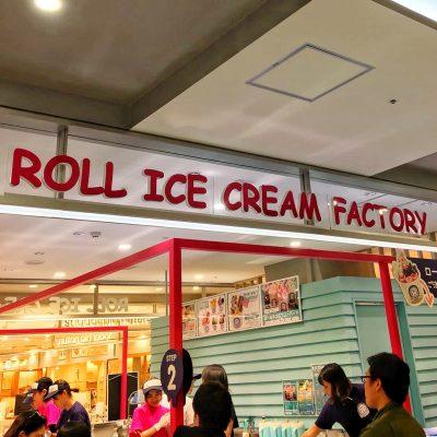 ロールアイスクリームファクトリー沖縄