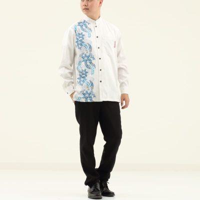 沖縄アロハシャツ 長袖 かりゆしウェア