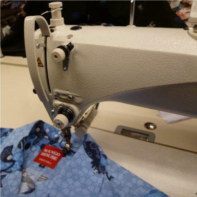 沖縄アロハシャツ 縫製 かりゆしウェア