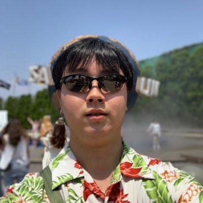 USJで沖縄アロハ
