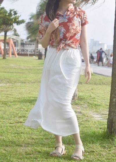 沖縄 アロハ かりゆしウェア