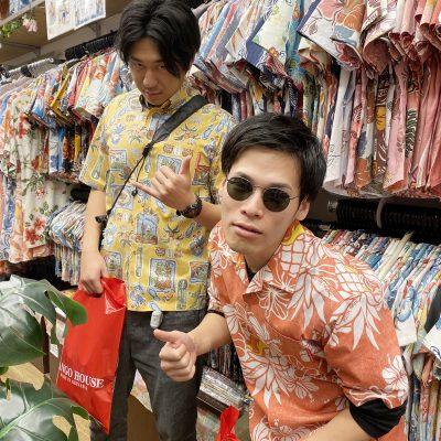 沖縄旅行の準備オッケー