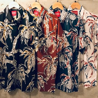 メンズ アロハシャツ 沖縄