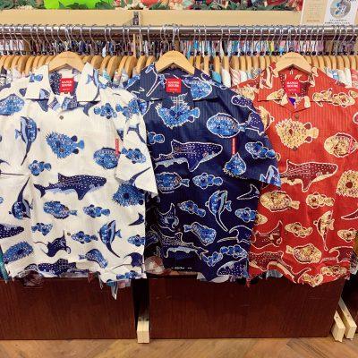 沖縄アロハシャツ