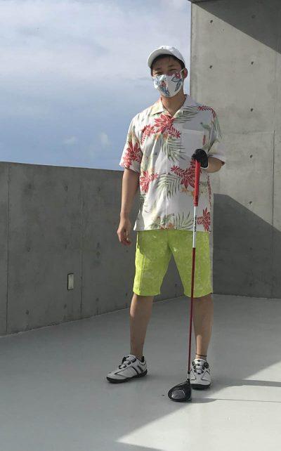 ゴルフウェアコーデ